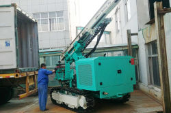 Hanfa HFPV-1 Solar Pile Driver Will Be Shipped To Vietnam On Sept.28th,2018.