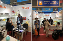 Shule participated in the 124th China Export Commodities Fair