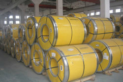Stainless steel coil warehouse