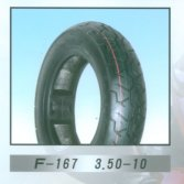 Motorcycle Tire(3.50-10)