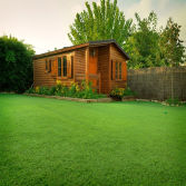 Artificial Grass Lawn for Backyard