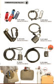 COMBINATION PADLOCK &CABLE