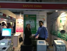 2016 11th~13th Mar. Medical Fair in Mumbai