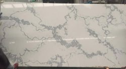Calacatta 5153 quartz slab for Australian market