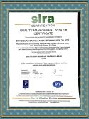 ISO international quality system performer