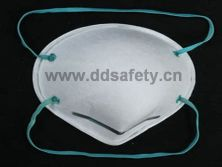 Cup-shaped dust mask- DFM150