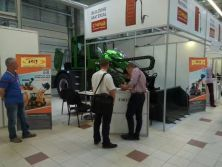 Machinery Exhibition in Europe