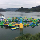 Inflatable Water Park for Summer