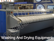 Washing And Drying Equipment
