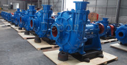 19sets Slurry Pumps to Europe