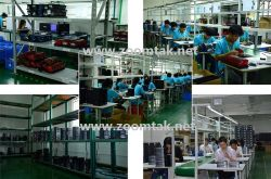 Zoomtak monthly production 30000pcs