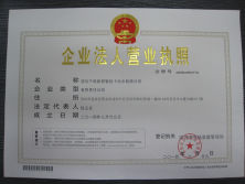 Sailscard Business license