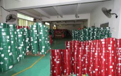 PU belts storehouse