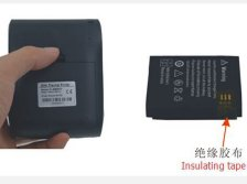 Bluetooth Printer Battery Precautions