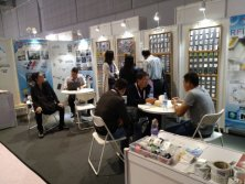 2015 Shanghai Internation Textile Exhibition on Octorber