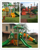 MICH Real Outdoor Playground From Italy Clients