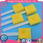 Disposable Sponge Surgical Disinfection Foam Brush