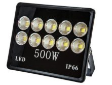 IP65 outdoor waterproof 500W led flood lights
