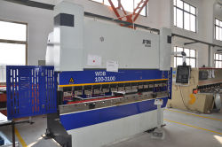WDB CNC bending machine