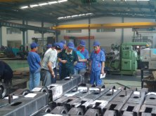 On-site inspection of product quality certification