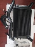 VW intercooler
