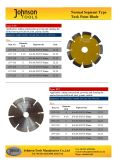 Tuch Point Saw Blade