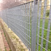 Italy Grating fences project 2483m