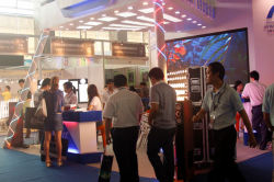 Guangzhou International Lighting Exhibition 2011