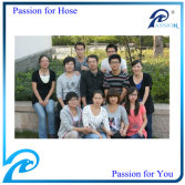 Team of PASSION′s Financial and Docuementation department
