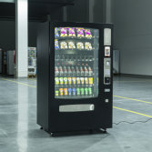 New style Combo vending machine