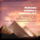 Welcome to visit BIOBASE in Mediconex exhibition&conference 2017