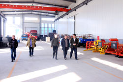 Merchants From a Iron Mine of Jiangsu Province Visited China Coal Group for Purchasement