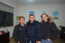 With our warmest Welcome to our Russian customer to visit Geyo Machinery