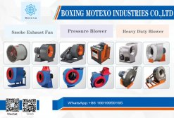 Motexo Fan---Centrifugal Fan