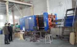 large injection moulding machine consumes 10 kilowatt /an hour