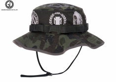 2016 New Fashion High Quality Custom Boonie Camouflage Bucket Hat