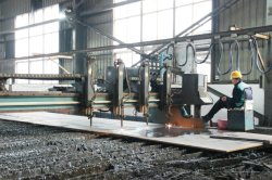 cuting machine