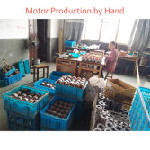 Motor Production by Hand