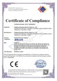 ROHS certificate of switching power supply