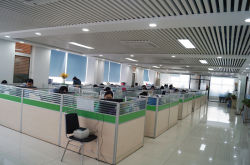 Sales department & customer service centre