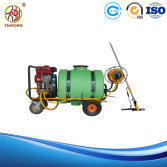 gasoline engine powered sprayer