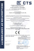 CE certificate for DX low voltage current transformer