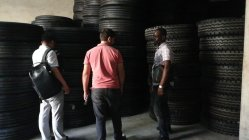 Tires for Togo customer