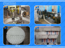 Product process-Plastic Structured Packing