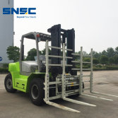 Single Double Attachment Forklift