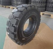 L-Guard brand forklift solid tires