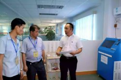 Vice General Manger Mr.Liang