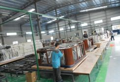 Workshop in New manufacturer