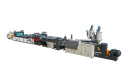 pet/pvc/pp roof tile extrusion line