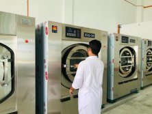 Full Set of Laundry Machine in Malasiya